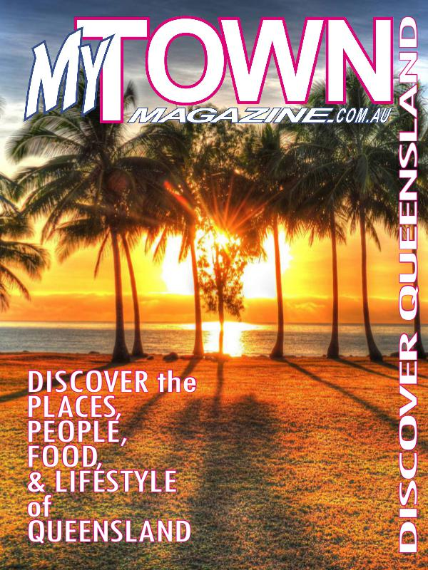 My Town Magazine, Discover Queensland Edition Subscription Promo