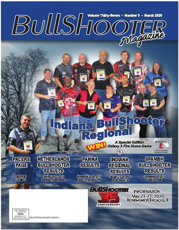 BullShooter Magazine March 2020 Number 3 Volume 37