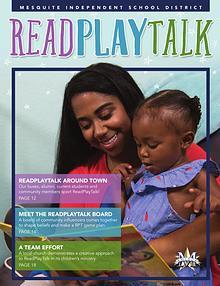 Mesquite ISD Read Play Talk Magazine
