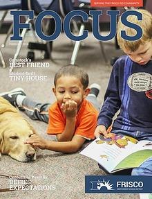 Frisco ISD Focus Magazine