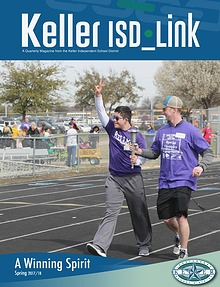 Keller ISD_Link Magazine