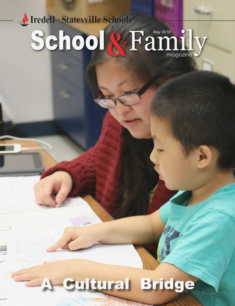 Iredell-Statesville Schools School & Family Magazine May 2018