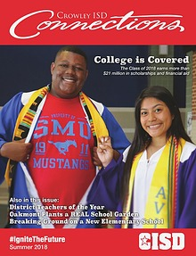 Crowley ISD Connections Magazine