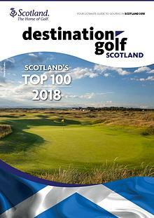 Destination Golf Scotland 2018