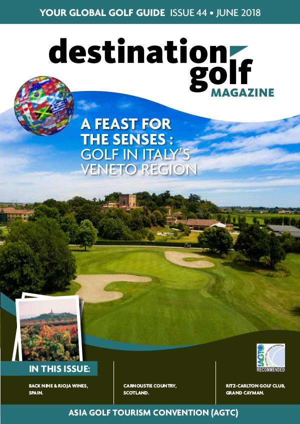 Destination Golf - June 2018 *