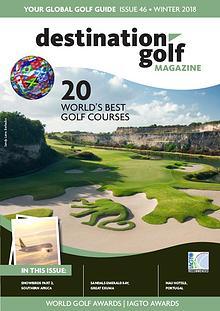 Destination Golf Global Guide (Winter 2018)