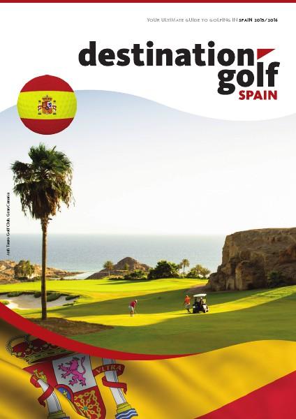 Destination Golf Spain 2015 2015