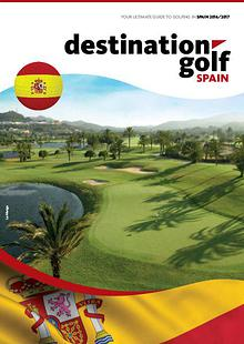 Destination Golf Spain 2016