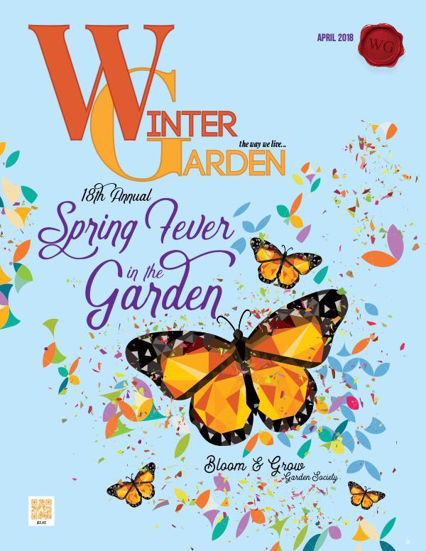 Winter Garden Magazine April 2018