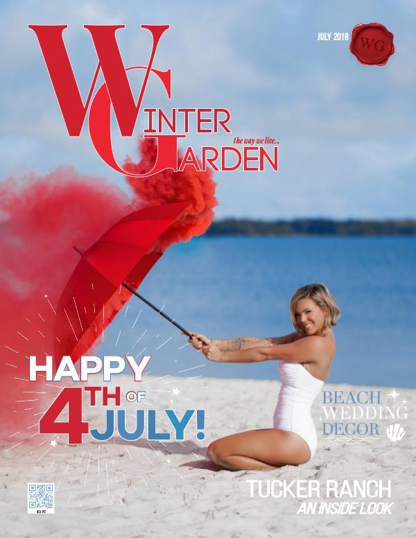 Winter Garden Magazine July 2018