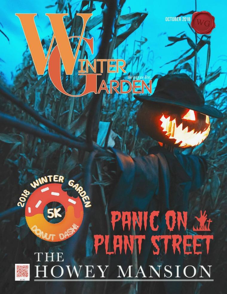 Winter Garden Magazine October 2018