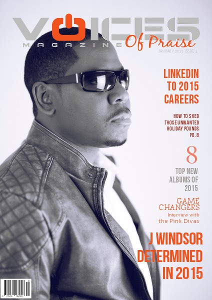 Voices Of Praise Magazine January 2015