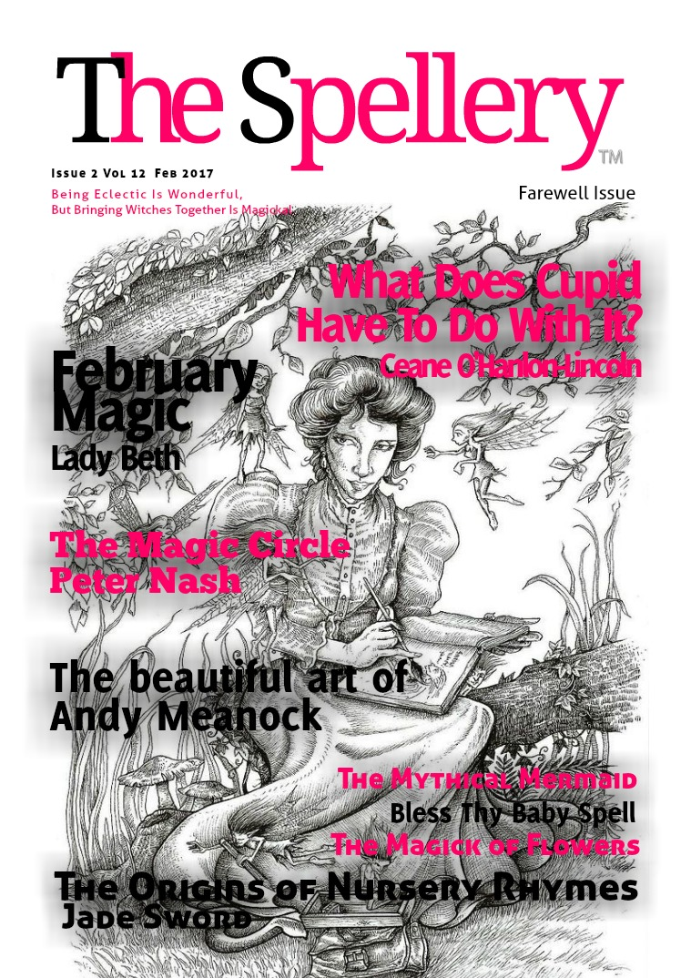 The Spellery Issue 2 Vol 12 Feb 2017