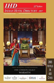 IHD-Indian Hotel Directory 2017