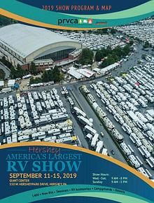 America's Largest RV Show - 2019 Show Program & Map