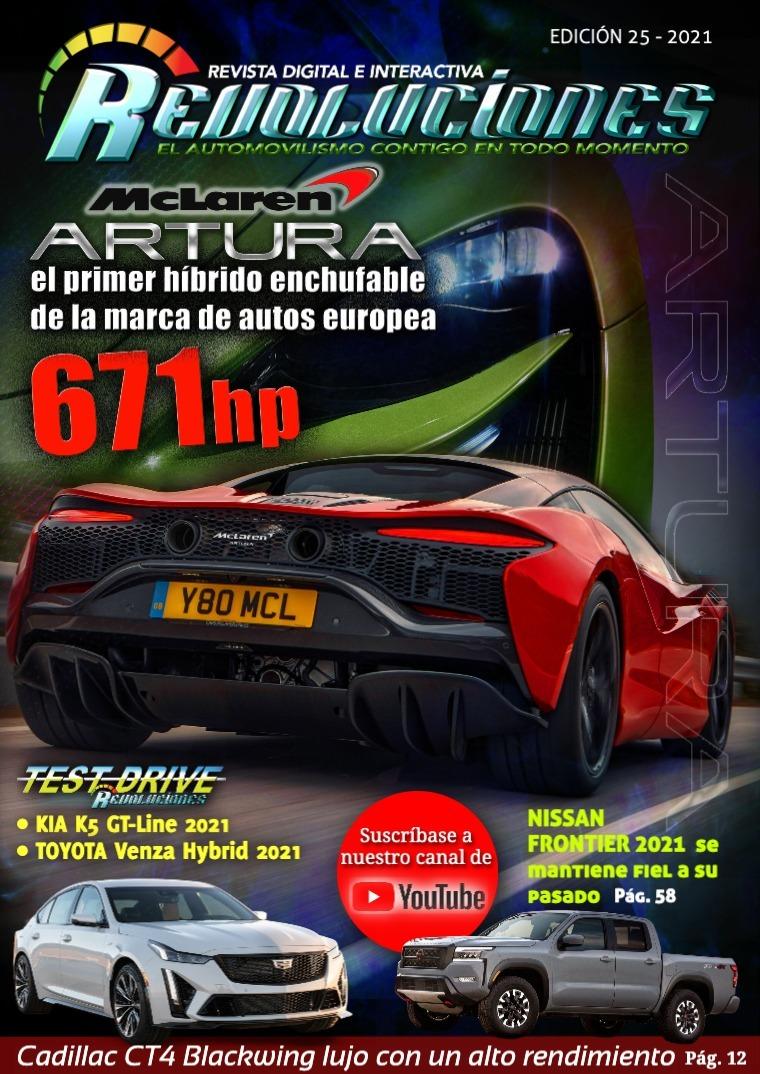 Revista Revoluciones Edición 25