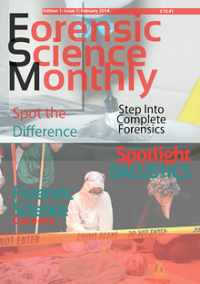 Forensic Science Monthly