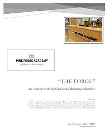 """""""The Forge"""""""