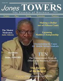 Jones Towers Business Magazine