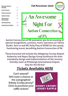 Autism Connection of PA Newsletter