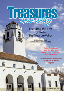 Treasures In Our Valley