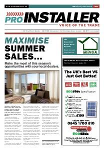 Pro Installer July 2013 - Issue 04