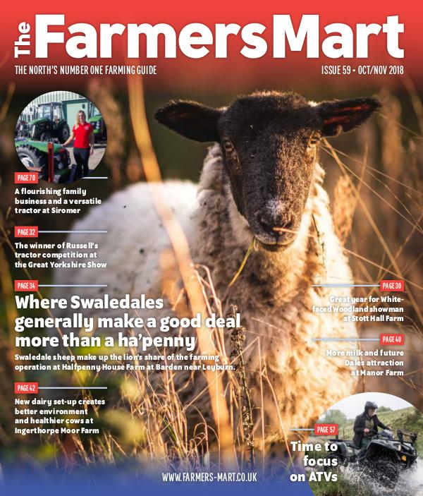 The Farmers Mart Oct-Nov 2018 - Issue 59