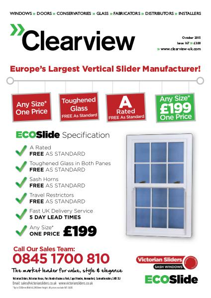 Clearview National October 2015 - Issue 167