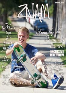 Znam Magazine