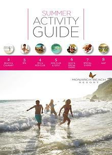 Monarch Beach Resort Activity Guide