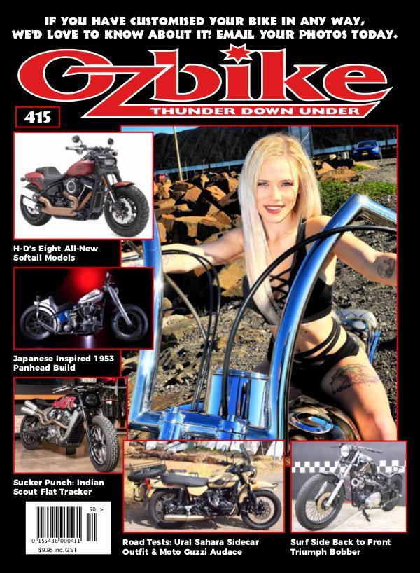 Ozbike Magazine Ozbike #415