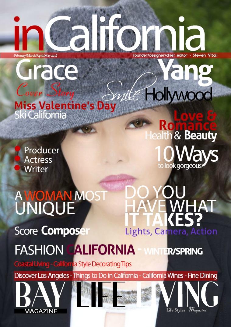 Issue #4 In California