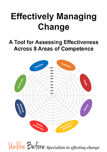 Effectively Managing Change