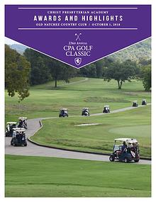 CPA 23rd Annual Golf Classic Awards and Highlights