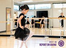 2017-18 CPA Report on Giving