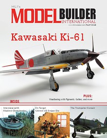 Model Builder International Pilot Issue