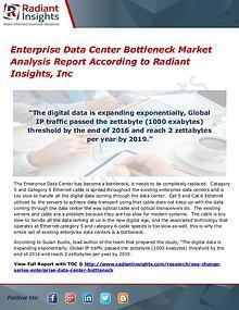 Enterprise Data Center Bottleneck Market Analysis Report
