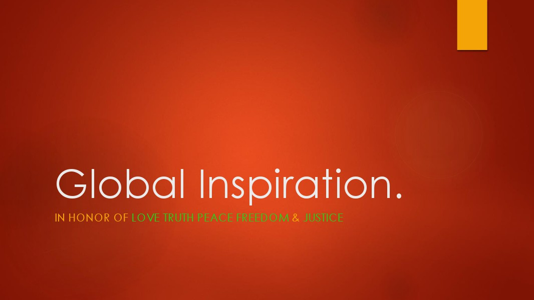 Global Inspiration Magazine Feb. 2015