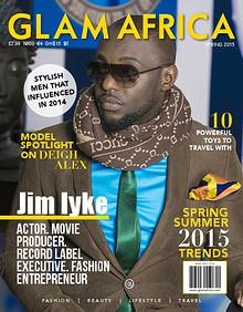 Glam Africa Spring 2015 (Jim Iyke)