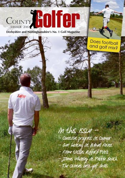 County Golfer Magazine Summer 2015