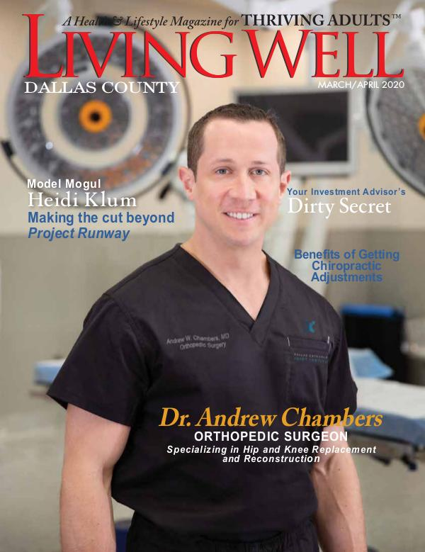 Dallas County Living Well Magazine March/April 2020