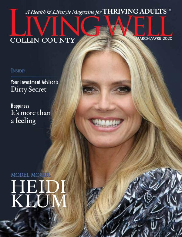Collin County Living Well Magazine March/April 2020