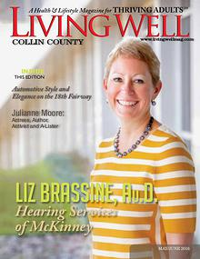 Collin County Living Well Magazine