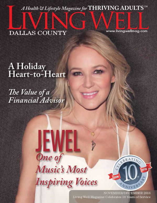 Dallas County Living Well Magazine November/December 2016