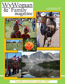 Wy Woman & Family Mag Family Summer Guide 2017 Sample