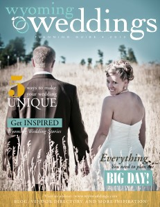 Wyoming Weddings WW Guide 2013