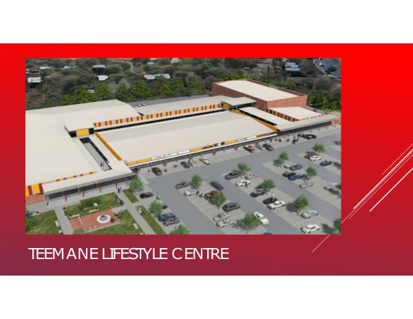 Teemane lifestyle Center - Letlhakane