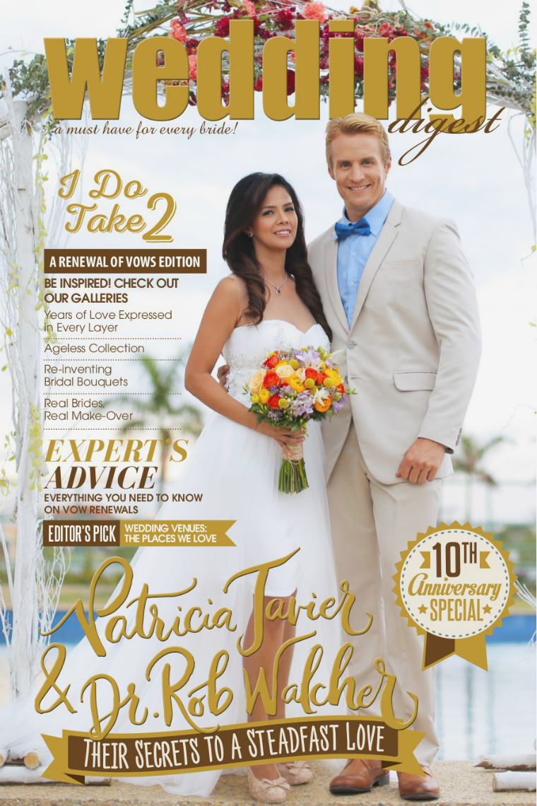 The Renewal of Vows Edition