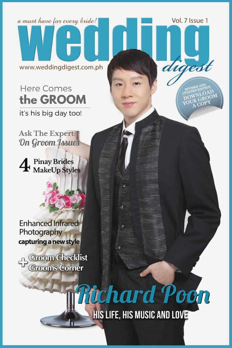 Wedding Digest Philippines Grooms Edition