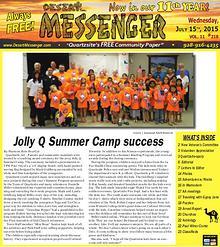 Desert Messenger July 15, 2015